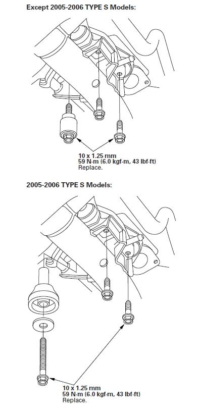 Rear motor mount install | Acura RSX, ILX and Honda EP3 ForumClub RSX
