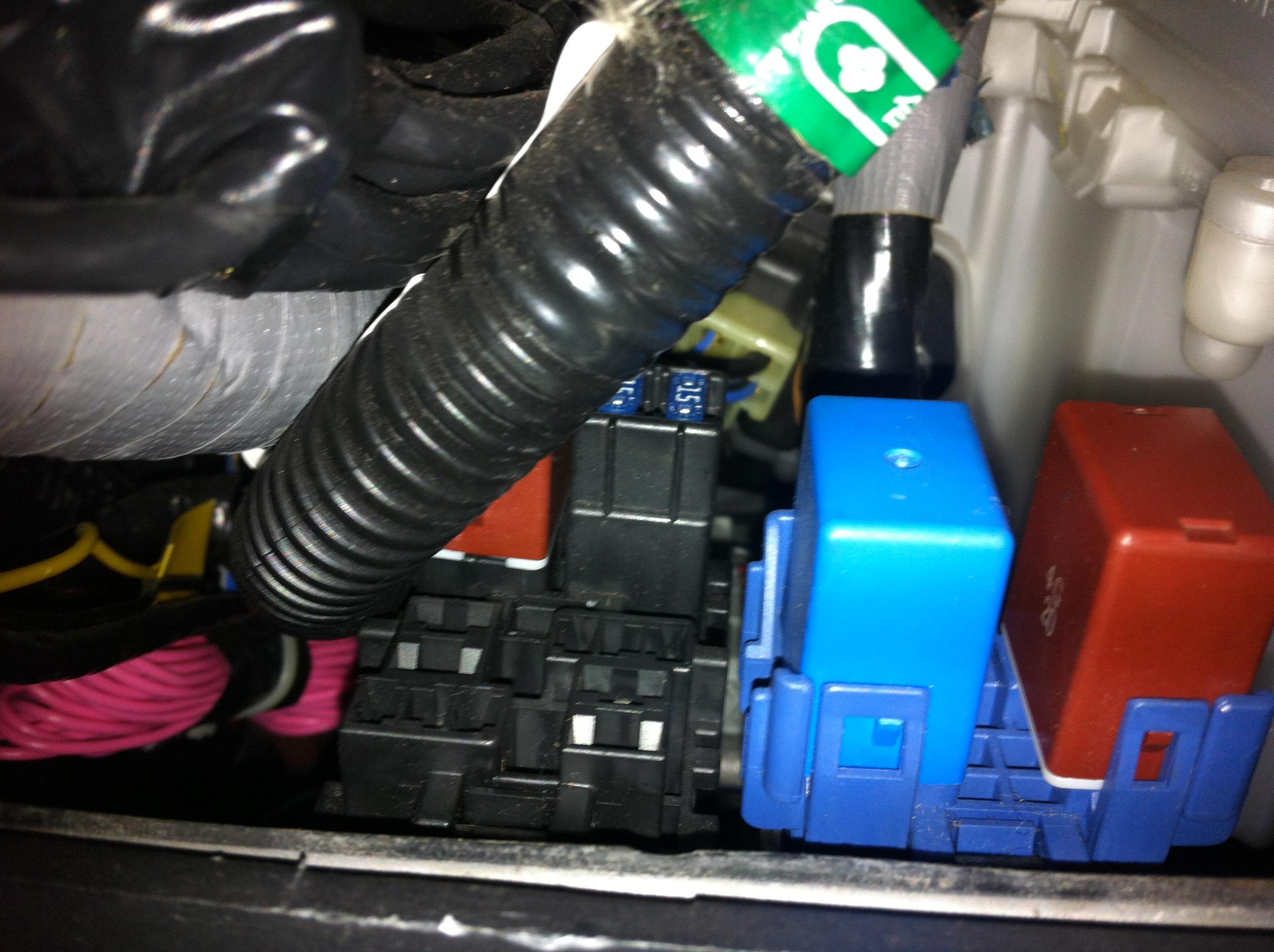 Air Flow Sensor Relay Location Plz P0135 Wont Leave After 2003 Honda Odyssey 02 Click Image For Larger Version Name Views 816 Size 122