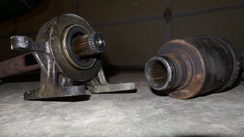 DIY: CV Axle Shaft Replacement   Acura RSX, ILX and Honda